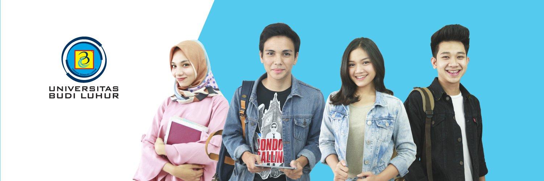 Universitas Budi Luhur's official Twitter account