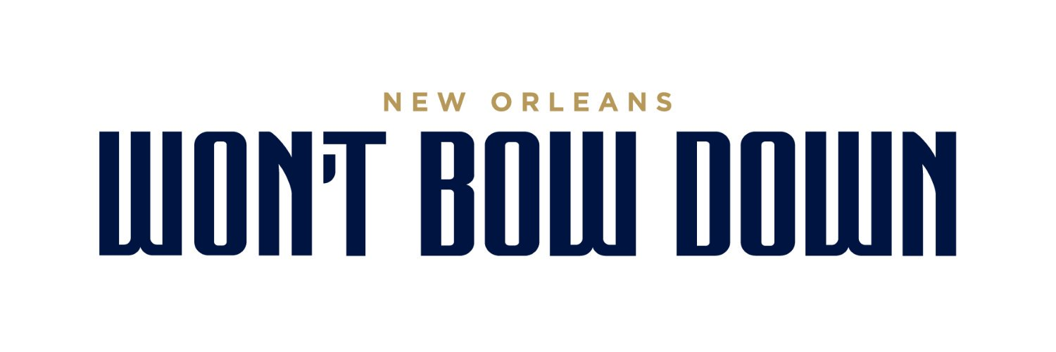 New Orleans finishes the first half .615 (24-of-39) from the field, including .643 (9-of-14) from three-point range. #WontBowDown