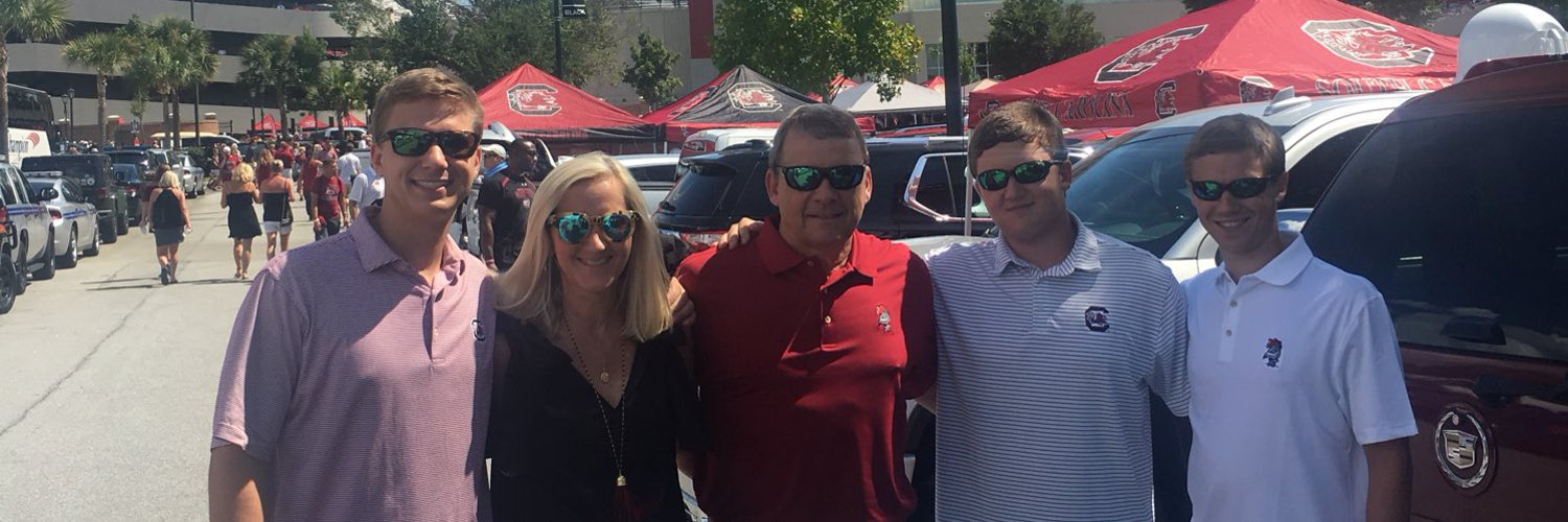 I'm here for The University of South Carolina Gamecocks and Reality TV