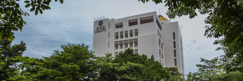 King Mongkut's University of Technology Thonburi's official Twitter account