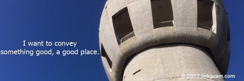 いいもの、いい場所を伝えたい。 (@LinkGuam) on Twitter banner 2010-10-01 09:03:30