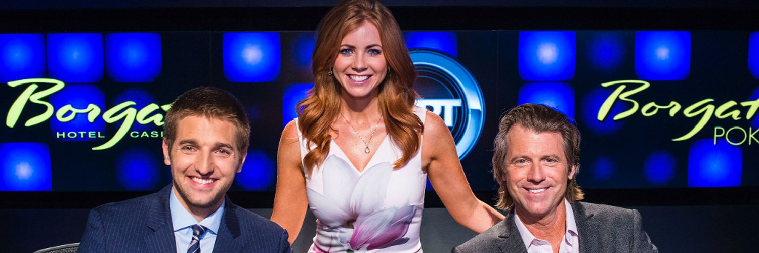 Host of the @WPT on @FoxSports. WPT Champion and WSOP Bracelet Winner. Vegas is home.