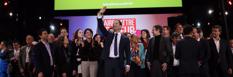'Monsieur Macron, les dons à une campagne sont défiscalisés donc vous êtes financé par de l'argent public' #HamonDebat #LeGrandDebat