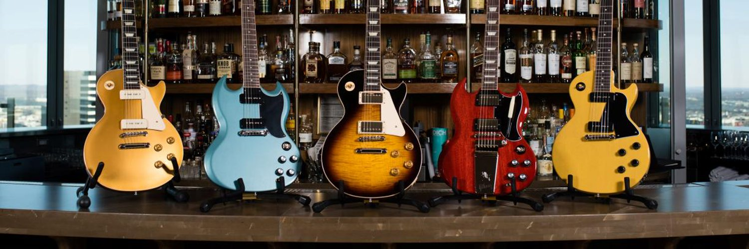 Legendary, Iconic. Dedicated to quality, craftsmanship, innovation and sound excellence since 1894. #gibson
