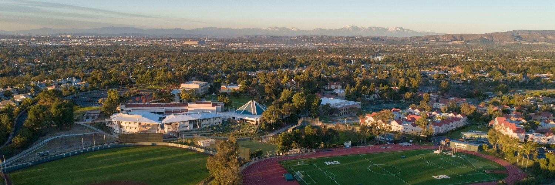 Concordia University Irvine's official Twitter account