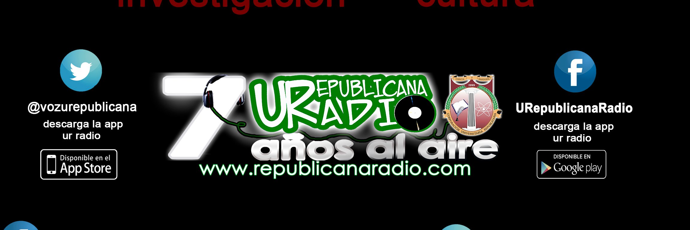 Corporacion Universitaria Republicana's official Twitter account
