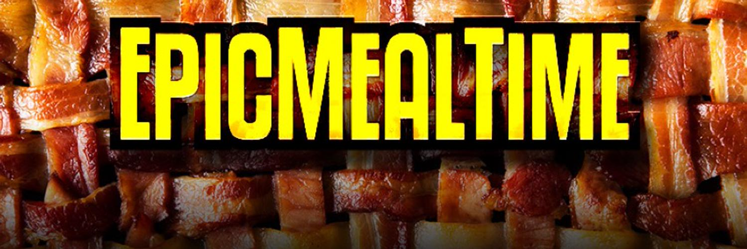 """Epic Meal Time on Twitter: """"""""A balanced diet is whiskey in one hand and bacon in the other"""" http://t.co/PK9fXzwIKa"""""""