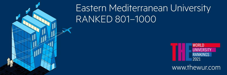Dogu Akdeniz Üniversitesi's official Twitter account