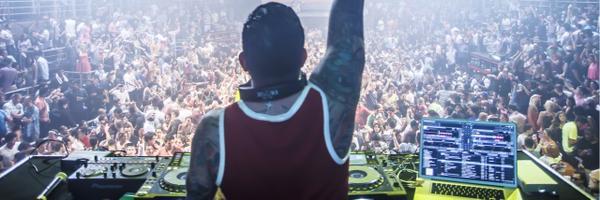DJ SKRIBBLE Profile Banner