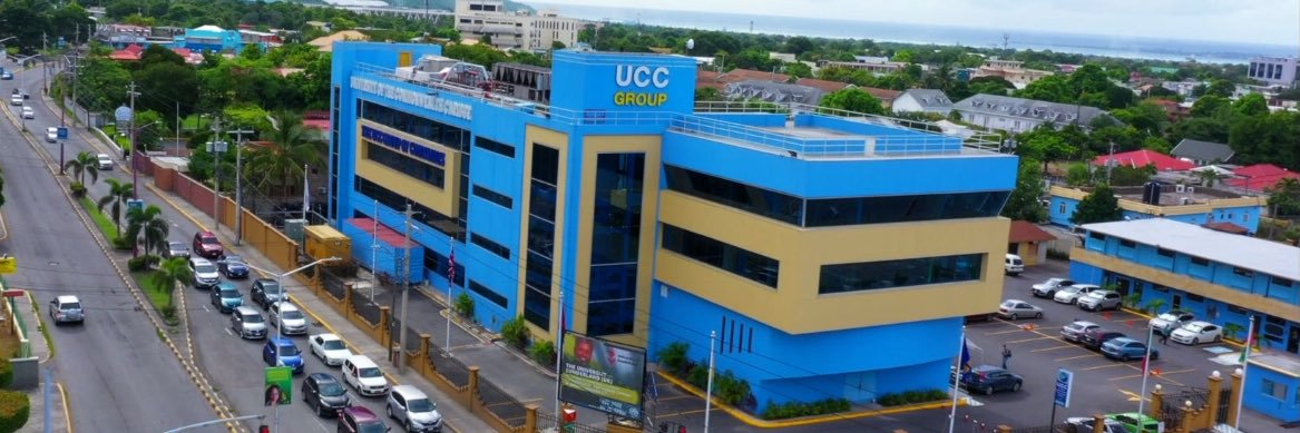 University of the Commonwealth Caribbean's official Twitter account