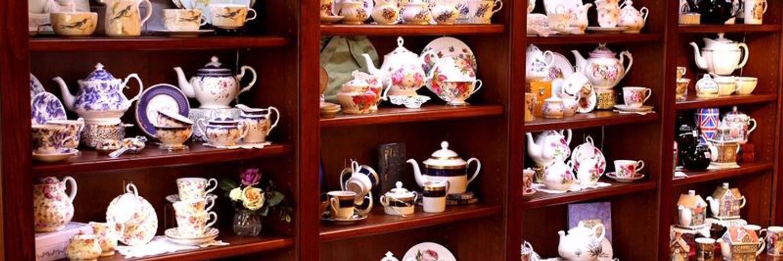 St James Tea Room Abq