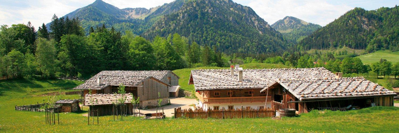 Markus Wasmeier Bauernhof und Wintersportmuseum