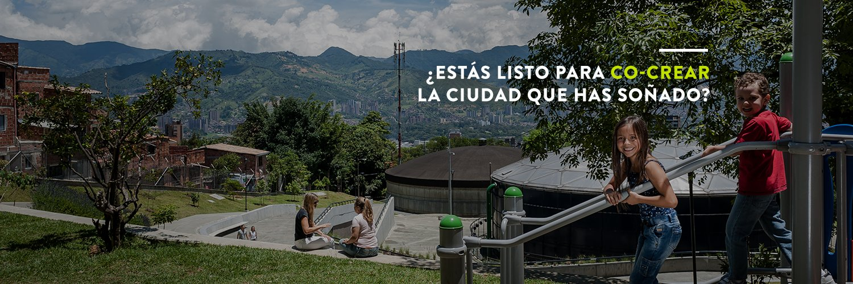 """MiMedellín on Twitter: """"Todo cambio de ciudad requiere una movilización de la sociedad. Hoy en @mimedellin conversamos sobre Parques del Río. http://t.co/uMaJHCCWfY"""""""
