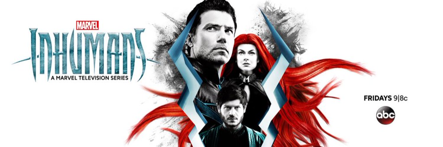 A Marvel Television series. Fridays at 9|8c on ABC. #Inhumans