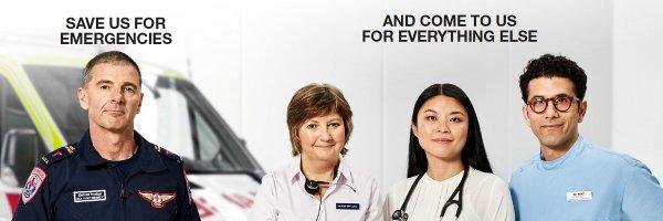 Ambulance Victoria Profile Banner