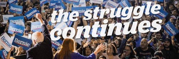Bernie Sanders Profile Banner