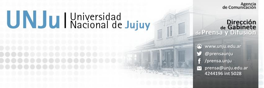 Universidad Nacional de Jujuy's official Twitter account
