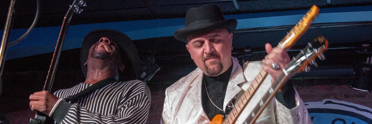 Chicago Blues Hall-Of-Fame Legends . . Windy City's Red, Hot & Blue Revue Delivers Electrified Blues To Believers Worldwide #ChicagoBlues #BluesToday