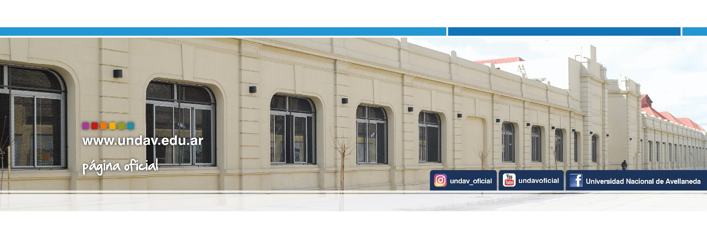Universidad Nacional de Avellaneda's official Twitter account