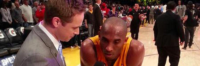 Mike Trudell (@LakersReporter) on Twitter banner 2009-02-26 08:49:57