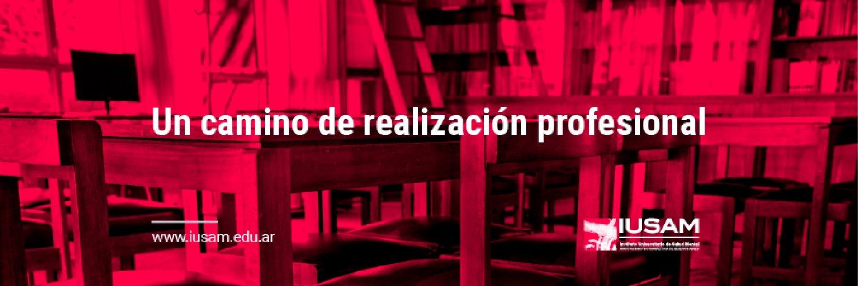 Instituto Universitario de Salud Mental's official Twitter account