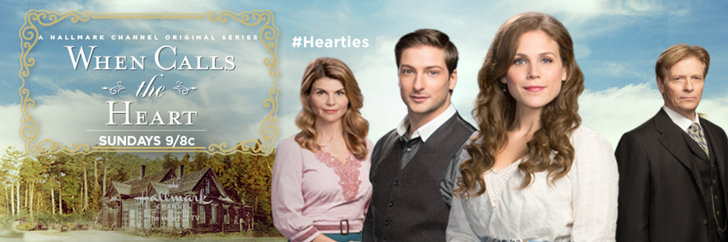 A Hallmark Channel Original series based on Janette Oke's best-selling Canadian West series of novels. Drama, adventure, romance & Mounties! @HallmarkChannel