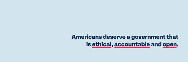 Citizens for Ethics Profile Banner