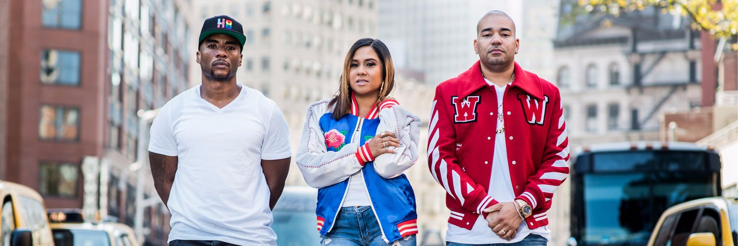 DJ Envy, Angela Yee & Charlamagne Tha God - The World's Most Dangerous Morning Show. Listen to the podcast on iHeartRadio: bit.ly/29ZPNTh