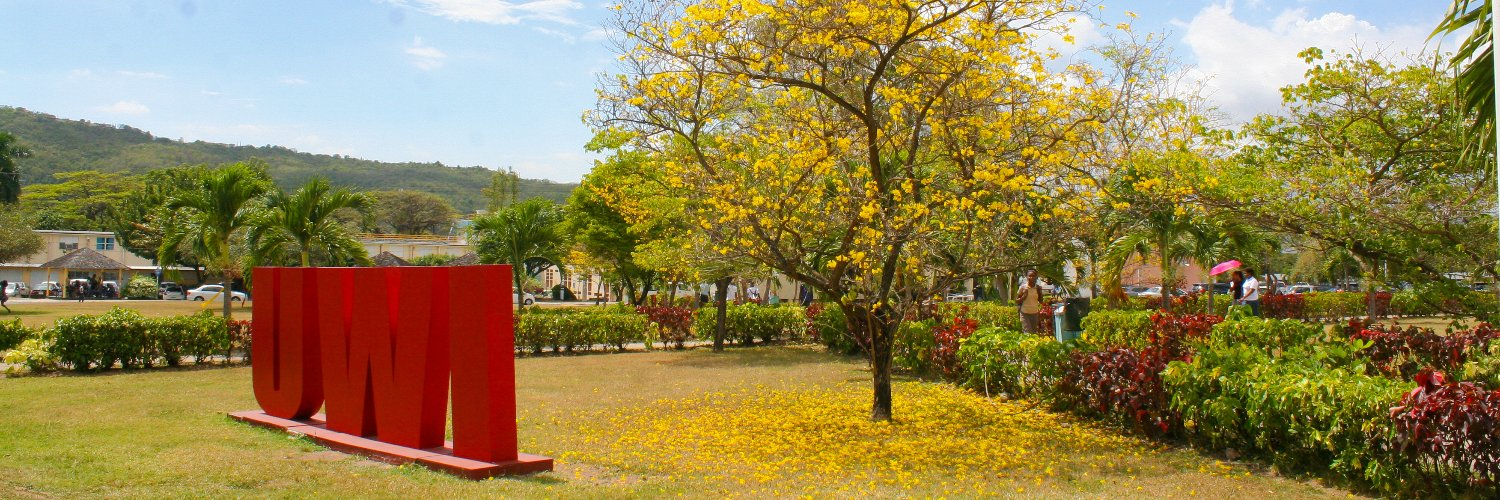The University of the West Indies, Mona's official Twitter account