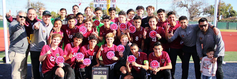 Official news of Arlington High School Boys Soccer. 2019 Div II CIF-SS Champions 💍- 2019 Ivy League Champions 🏆 - 2018 IVL League Champions