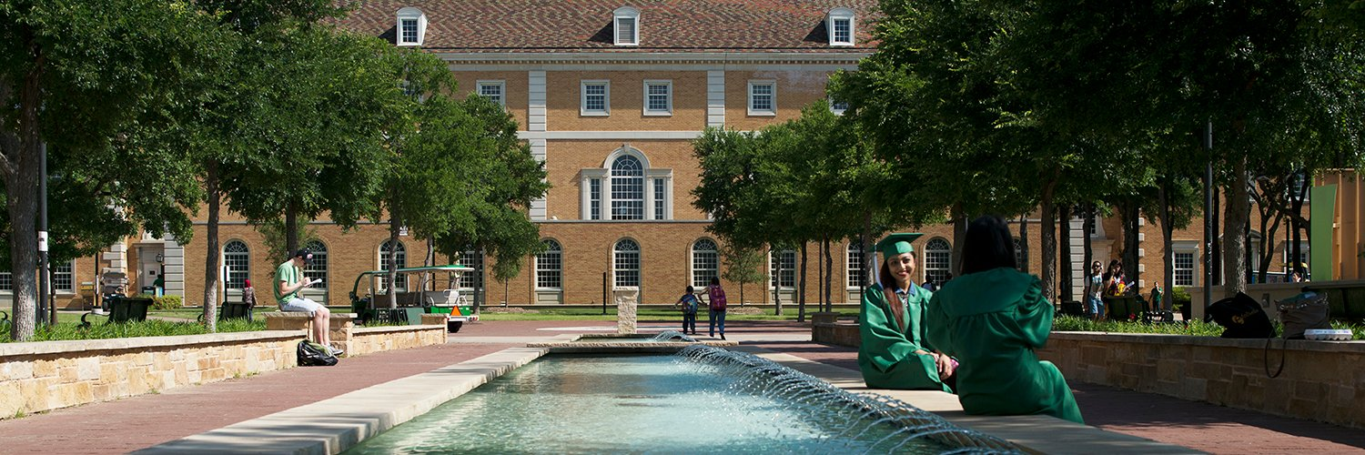 University of North Texas's official Twitter account