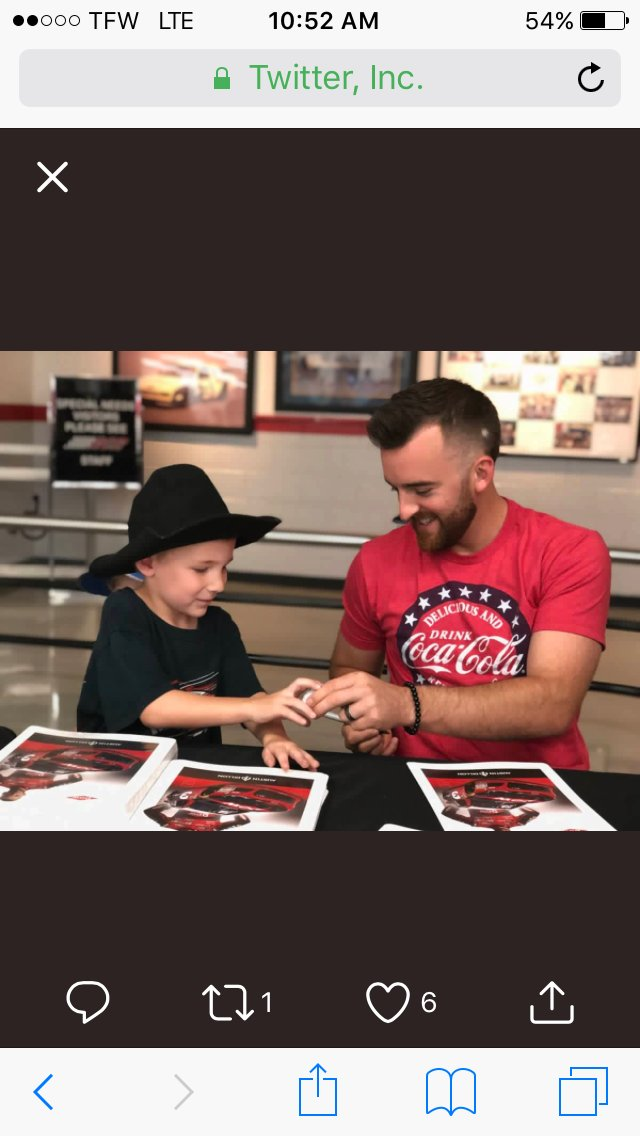 I secured my tickets today and I just voted for @austindillon3 for the #AllStarRace #FanVote! Vote daily for AD3! https://t.co/QatBMn64dg #
