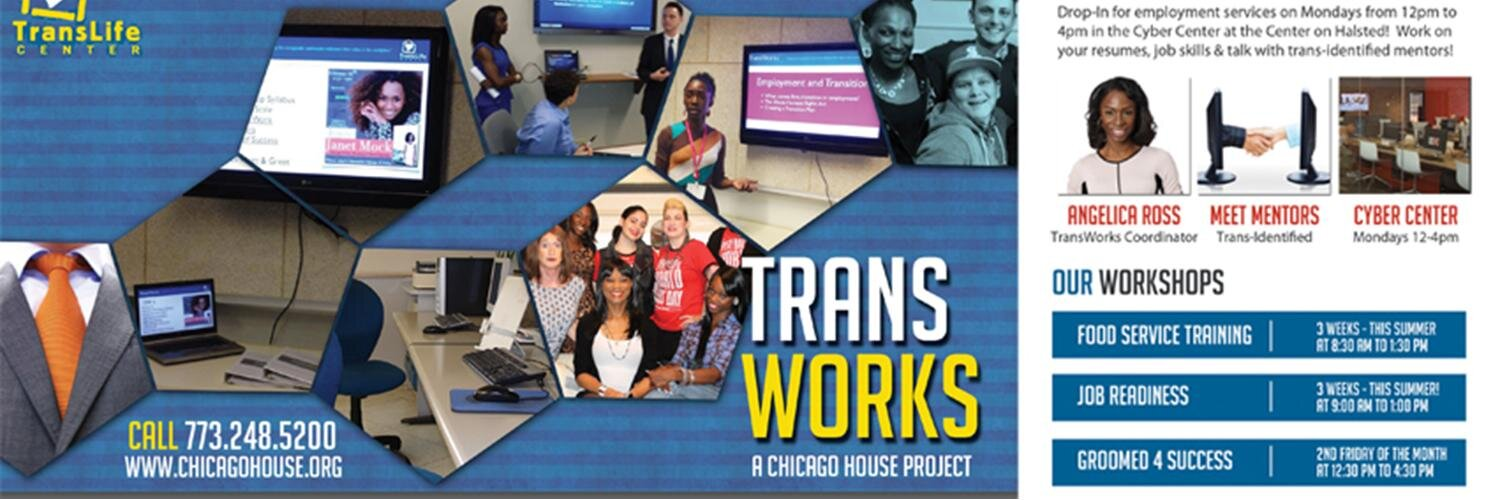 Please follow us at @ChicagoHouseTLC, where we will tweet all things TLC! This account will no longer be in use