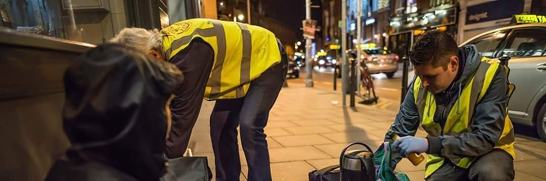 Last night #ICHH teams were on the streets providing practical supports to people sleeping out They supported 86 p… https://t.co/MP3UjynRa0