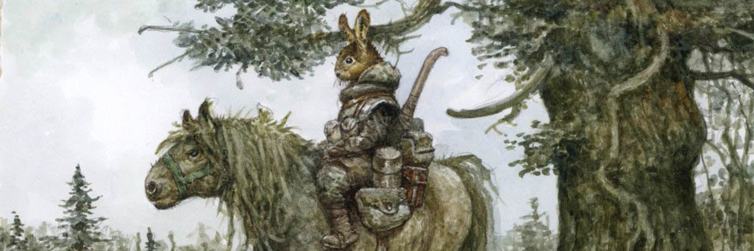 Fantasy - Illustrator - Watercolour - Canada - Writing and drawing the world of Gwelf. 🍁