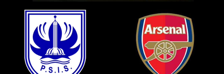 Alumni gaok dan gajah   Mining engineer   PSIS Semarang   Arsenal FC