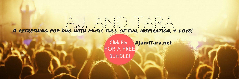 A.J. and Tara (@AJandTara) on Twitter banner 2014-01-11 11:26:26