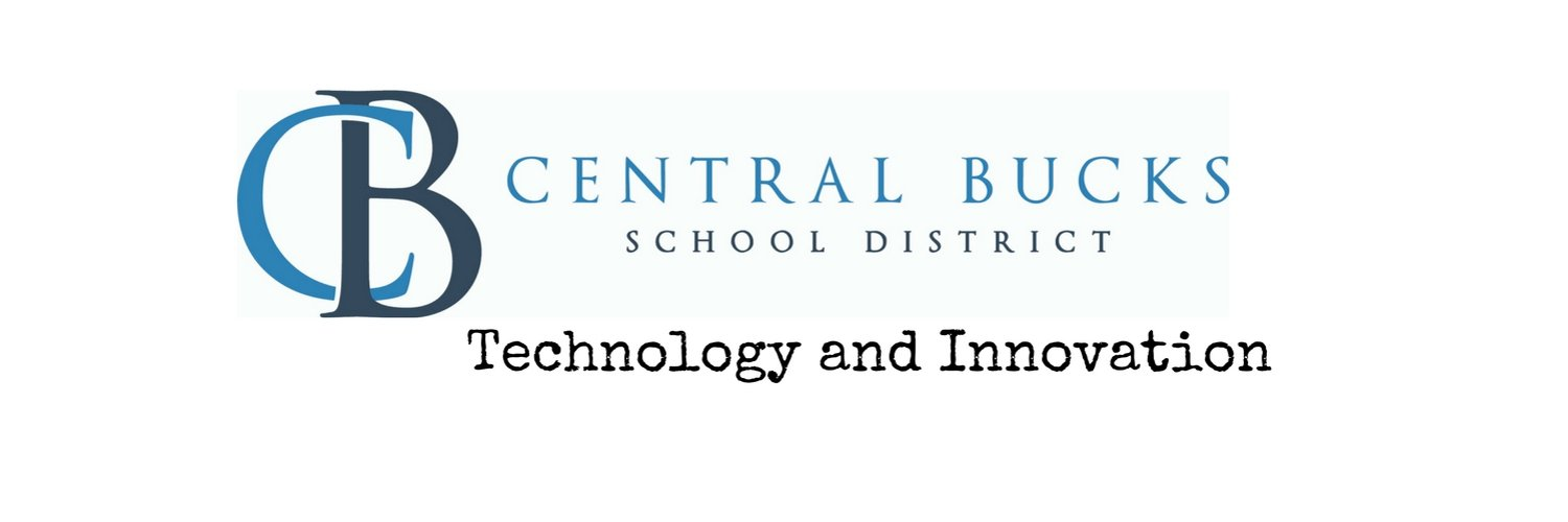 Director of Technology and Innovation, Central Bucks School District, University of Maryland Alum. Striving to support learning! #cbsdtech #cbinnovate