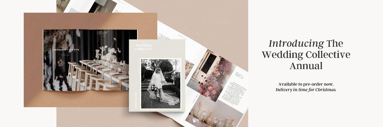 The creative alternative for modern couples • online directory • market events #wearetheweddingcollective