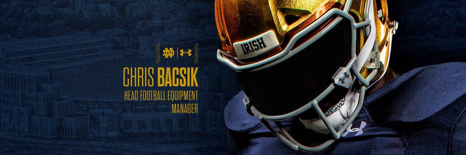 2 storied traditions. The cleats show off the overlap of championship seasons. @NDFootball @Yankees https://t.co/GL3yefopQ6