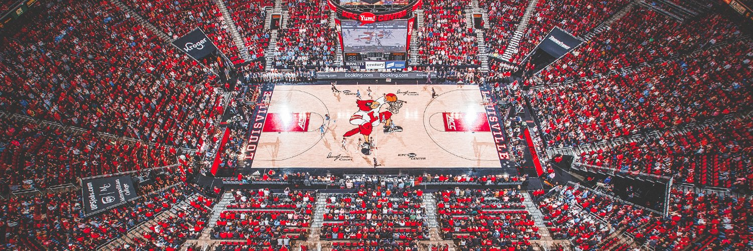 Official Twitter feed of the University of Louisville Men's Basketball team.