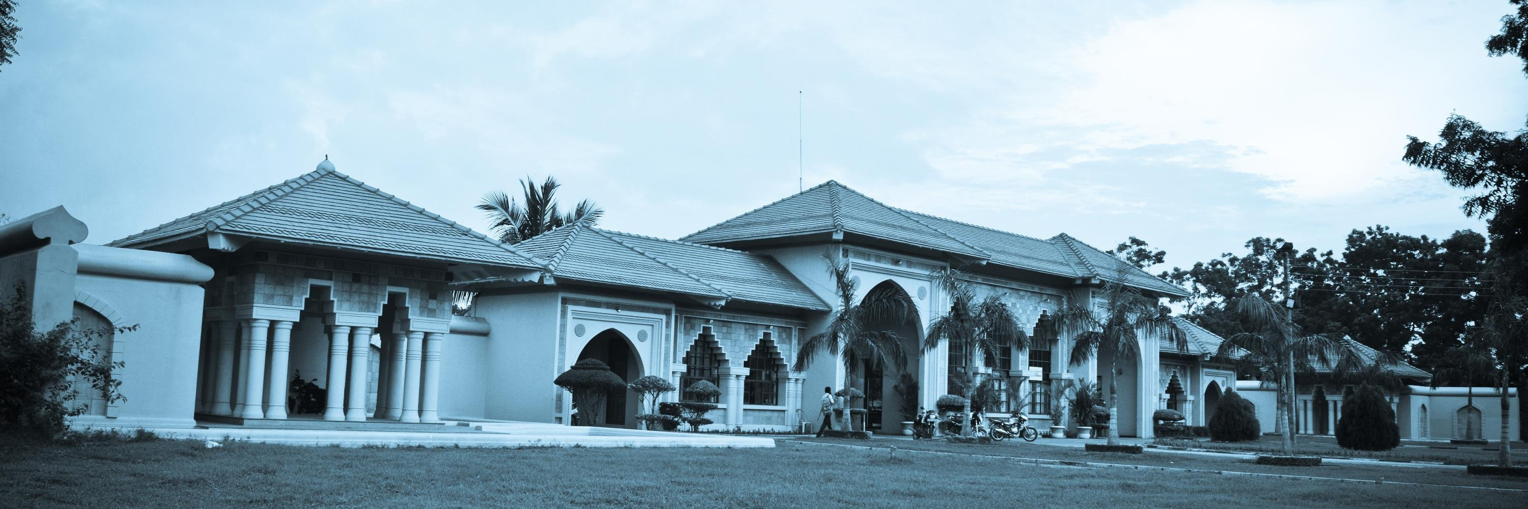 South Eastern University of Sri Lanka's official Twitter account