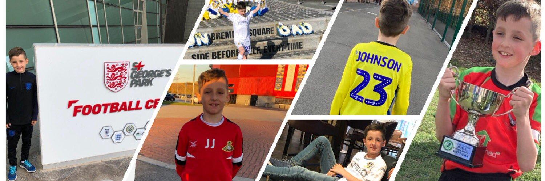 Tweet about LUFC, Football, Snowboarding & my boy Jacks footy & charity work.