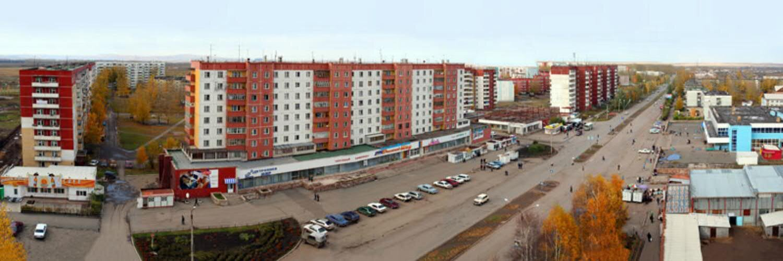 город шарыпово красноярского края фото сказок
