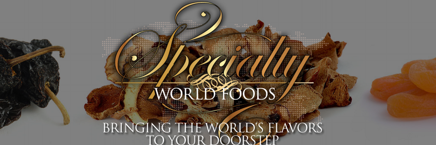 Specialtyworldfoods Sw Foods Twitter