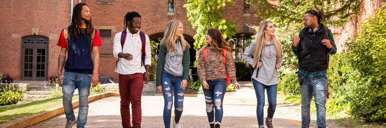 Saint Vincent College's official Twitter account
