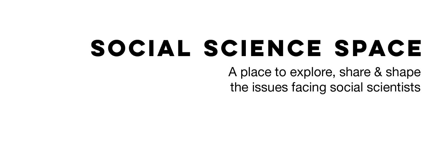 Social Science Space brings together the social and behavioral science community to explore, share and shape the big issues. Newsletter: bit.ly/3fvcDhZ