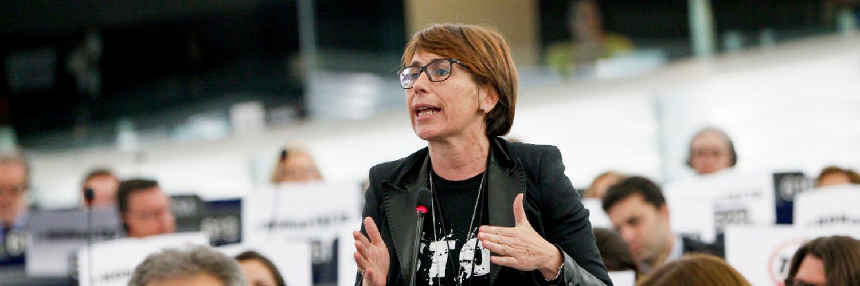 Tiziana BEGHIN Eurodeputata del Parlamento Europeo