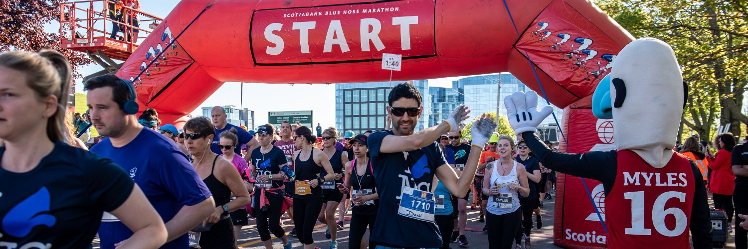 Known as 'the people's marathon', the Scotiabank Blue Nose Marathon welcomes all ages, abilities and fitness levels. November 6th - 8th, 2020