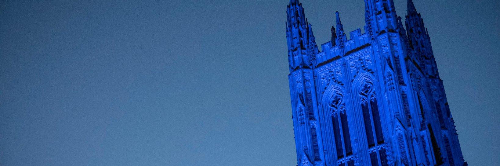 Duke University's official Twitter account